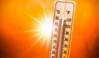 Am Wochenende und in der kommenden Woche sorgt Hoch Kevin für ein Sommer-Comeback. Uns erwarten Temperaturen von bis zu 33 Grad Celsius. (Foto)