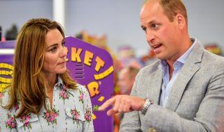 Kate Middleton und Prinz William ernteten scharfe Kritik für ihren Social-Media-Auftritt auf Instagram. (Foto)