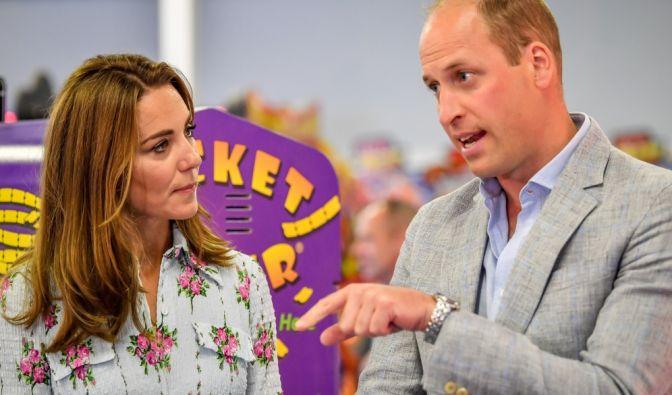Herzogin Kate Middleton hat Ärger