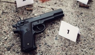 Mit 14 Schüssen hat er seine Kinder getötet. (Foto)