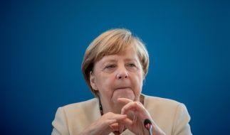 Kanzlerin Angela Merkel entscheidet bis Mittwoch über die Aufnahme weiterer Geflüchteter aus Moria. (Foto)