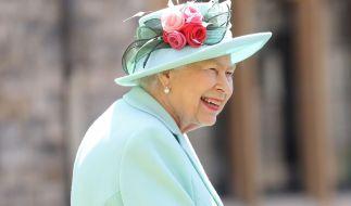 Bei einem derart hohen Vermögen hat Queen Elizabeth II. allen Grund zur Freude. (Foto)