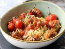 Indien trifft Spaghetti