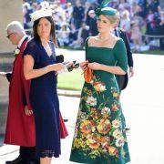 Lady Kitty Spencer zog im Mai 2018 bei der Hochzeit ihres Cousins Prinz Harry alle Blicke auf sich.