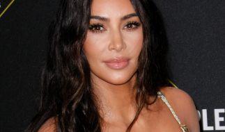 Kim Kardashian gewährte intime Einblicke. (Foto)