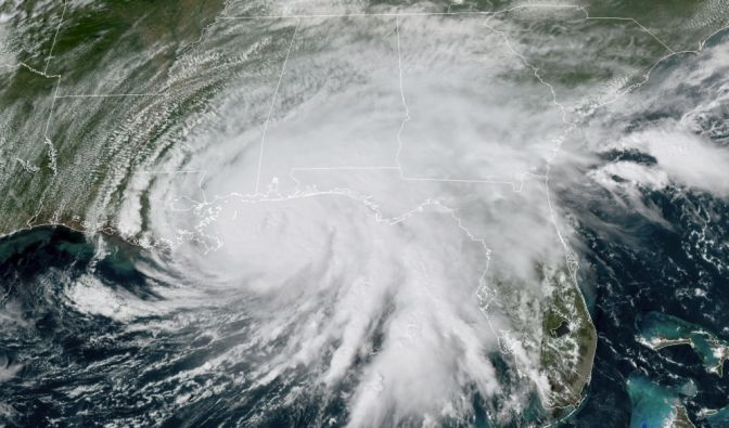 Hurrikan Sally 2020