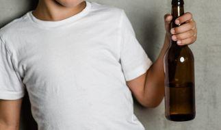 Ein Junge in Malawi ist bei einem Trinkwettbewerb gestorben. (Foto)