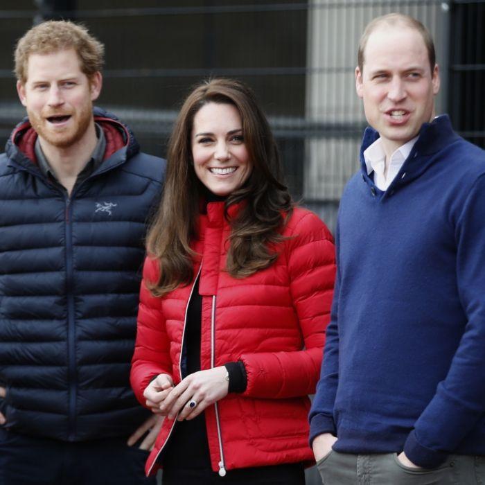 Royal auf der Flucht? Royals-Fans wittern fiesen Seitenhieb (Foto)
