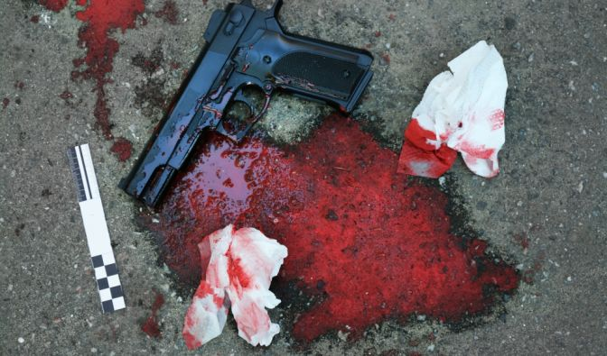 Blutige Familien-Tragödie in Texas