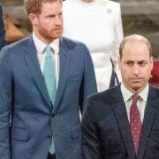Verspottet! Macht William seine Drohung für Harry wahr? (Foto)