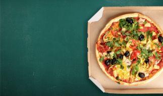 In Pizzakartons und anderen Fast-Food-Verpackungen stecken gefährliche Chemikalien. (Symbolfoto) (Foto)