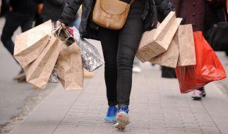 Auch am Sonntag können Sie wieder in einigen Städten shoppen. (Foto)
