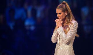 Heidi verzückt ihre Fans im Netz. (Foto)