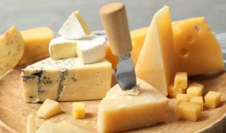 Ein Käse der Rhöner Hofkäserei muss zurückgerufen wird. (Foto)