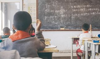 In China hat eine Lehrerin eine Schülerin offenbar so stark geschlagen, dass sie wenig später starb. (Foto)