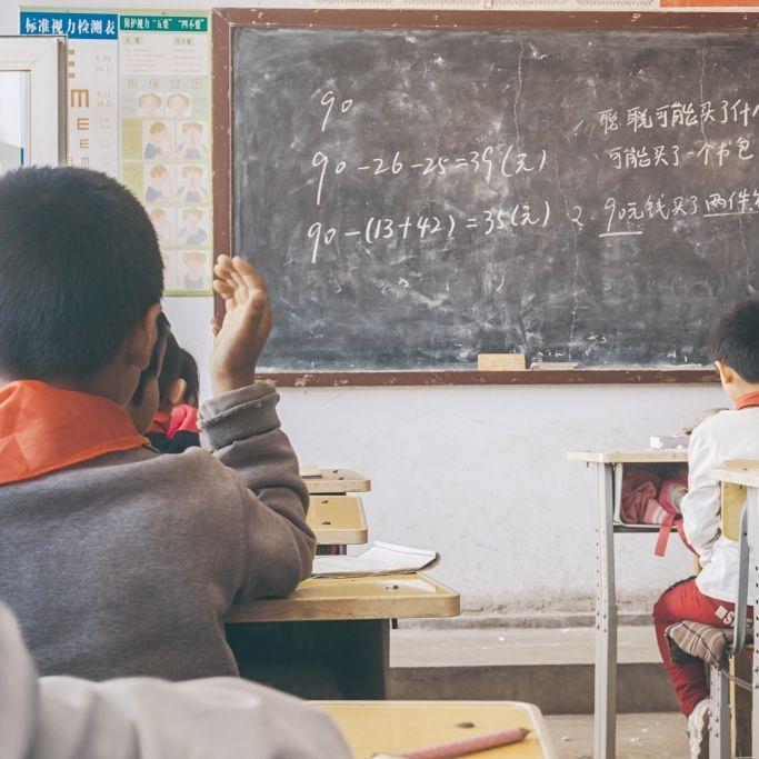 Matheaufgaben falsch gelöst! Mädchen von Lehrerin geschlagen - tot! (Foto)
