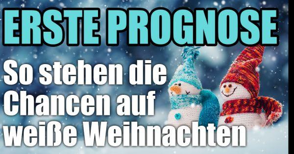 Winter-Wetter 2020/21: Weiße Weihnachten? So stehen die Chancen auf Schnee
