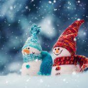 Weiße Weihnachten? So stehen die Chancen auf Flockenzauber (Foto)