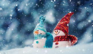 Wie stehen die Chancen in diesem Jahr auf weiße Weihnachten? (Foto)