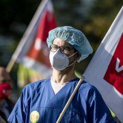 Streik trotz Corona in Kitas, Heimen und Kliniken beschlossen (Foto)