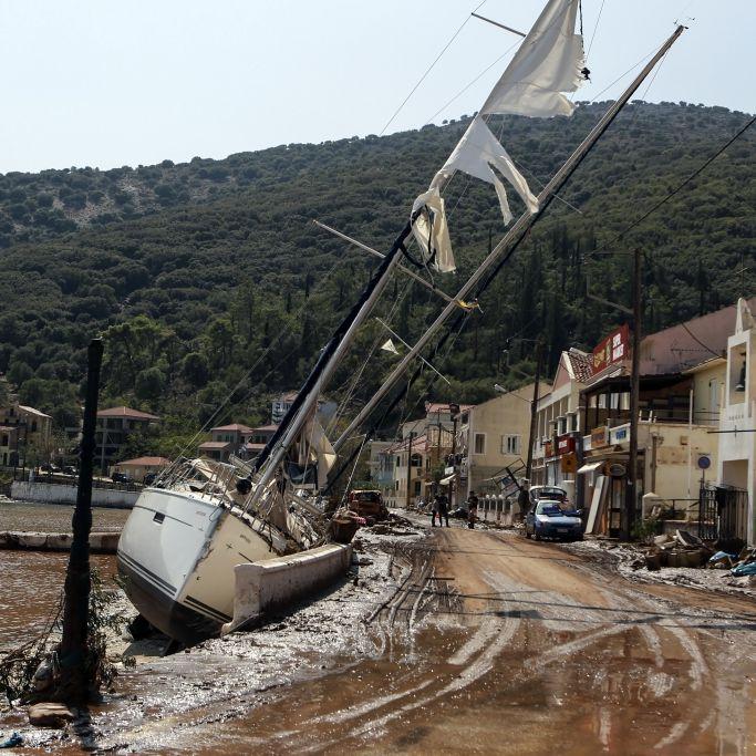 Spur der Verwüstung! Monster-Sturm fordert mindestens 3 Tote (Foto)