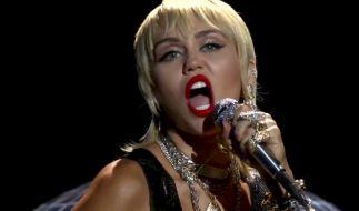 Herzensangelegenheiten regelt Miley Cyrus gerne musikalisch. (Foto)