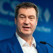 Markus Söder hat sich für eine Verschärfung der Corona-Regeln in München ausgesprochen.