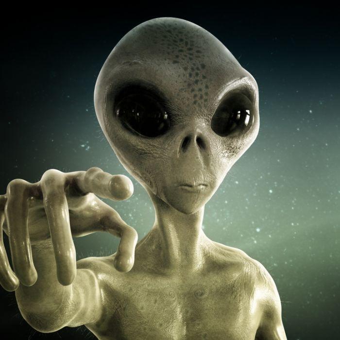 Neues Buch enthüllt Erschießung von Außerirdischem (Foto)