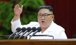 Rebellen sollen versucht haben, Kim Jong-un zu töten. (Foto)