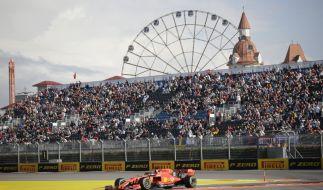 Das Formel-1-Rennen zum Großen Preis von Russland findet in diesem Jahr am 27.10.2020 statt. (Foto)