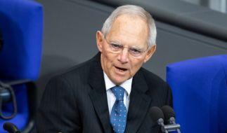 Wolfgang Schäuble privat