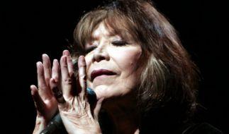 Die französische Chansonsängerin Juliette Gréco ist im Alter von 93 Jahren gestorben. (Foto)