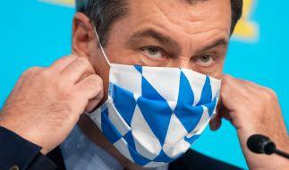 In München gelten ab diesem Donnerstag zur Eindämmung der steigenden Corona-Fallzahlen verschärfte Einschränkungen und Maskenpflicht in Teilen der Altstadt. (Foto)