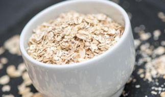 Haferflocken zum Frühstück sind ein idealer Start in den Tag - sie enthalten viele Vitamine und Eiweiß. (Foto)