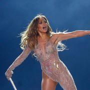 Gestochen scharf! HIER kommt J.Lo's Po groß raus (Foto)