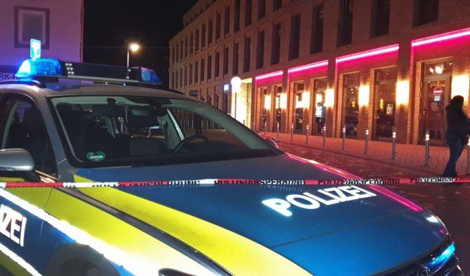 Tödlicher Streit in Hannover