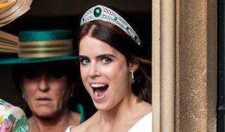 Herzlichen Glückwunsch, Prinzessin Eugenie! Die Prinzessin ist schwanger! (Foto)