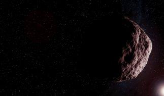 Am Dienstag kommt ein 200-Meter-Asteroid in Erdnähe. (Foto)