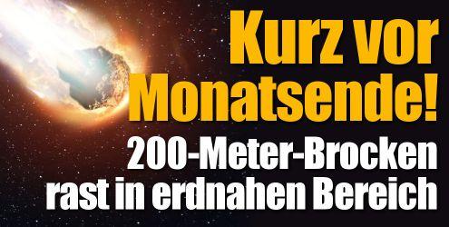 Asteroid 2020 PM7 (Foto)