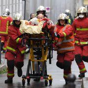"""Zwei Verletzte! Verdächtiger gesteht """"islamistischen Terrorakt"""" (Foto)"""