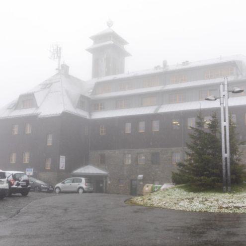 Schnee und Unwetter-Alarm! HIER fallen die ersten Schneeflocken (Foto)