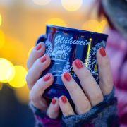 Glühwein verboten! Wann und wo gibt's Weihnachtsmärkte in Deutschland? (Foto)