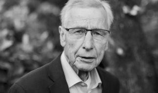 Wolfgang Clement, ehemaliger Bundesminister für Wirtschaft und Arbeit und ehemaliger Ministerpräsident von Nordrhein-Westfalen, ist tot. (Foto)