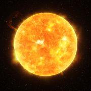 Sonnensturm trifft auf Erde! Sind Polarlichter über Deutschland sichtbar? (Foto)