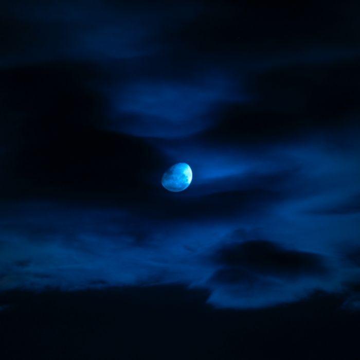 Blauer Blutmond! DIESES Phänomen ist extrem selten (Foto)