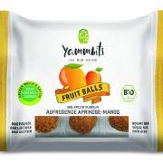 Yammbits sind ideal für den kleinen Hunger zwischendurch.
