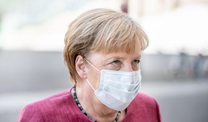 Merkels Corona-Gipfel
