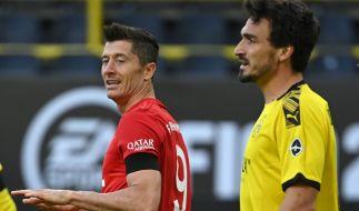Alle News rund um das Supercup-Duell zwischen dem FC Bayern München und Borussia Dortmund. (Foto)