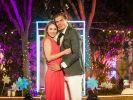 """Melina und Tim holten sich bei """"Love Island"""" 2020 den Sieg. (Foto)"""