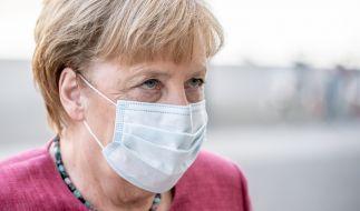 Angela Merkle rechnet mit fast 20.000 Neuinfektionen TÄGLICH bis Weihnachten. (Foto)